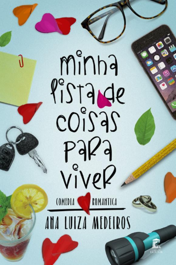 Parceria com a escritora Ana Luiza Medeiros!