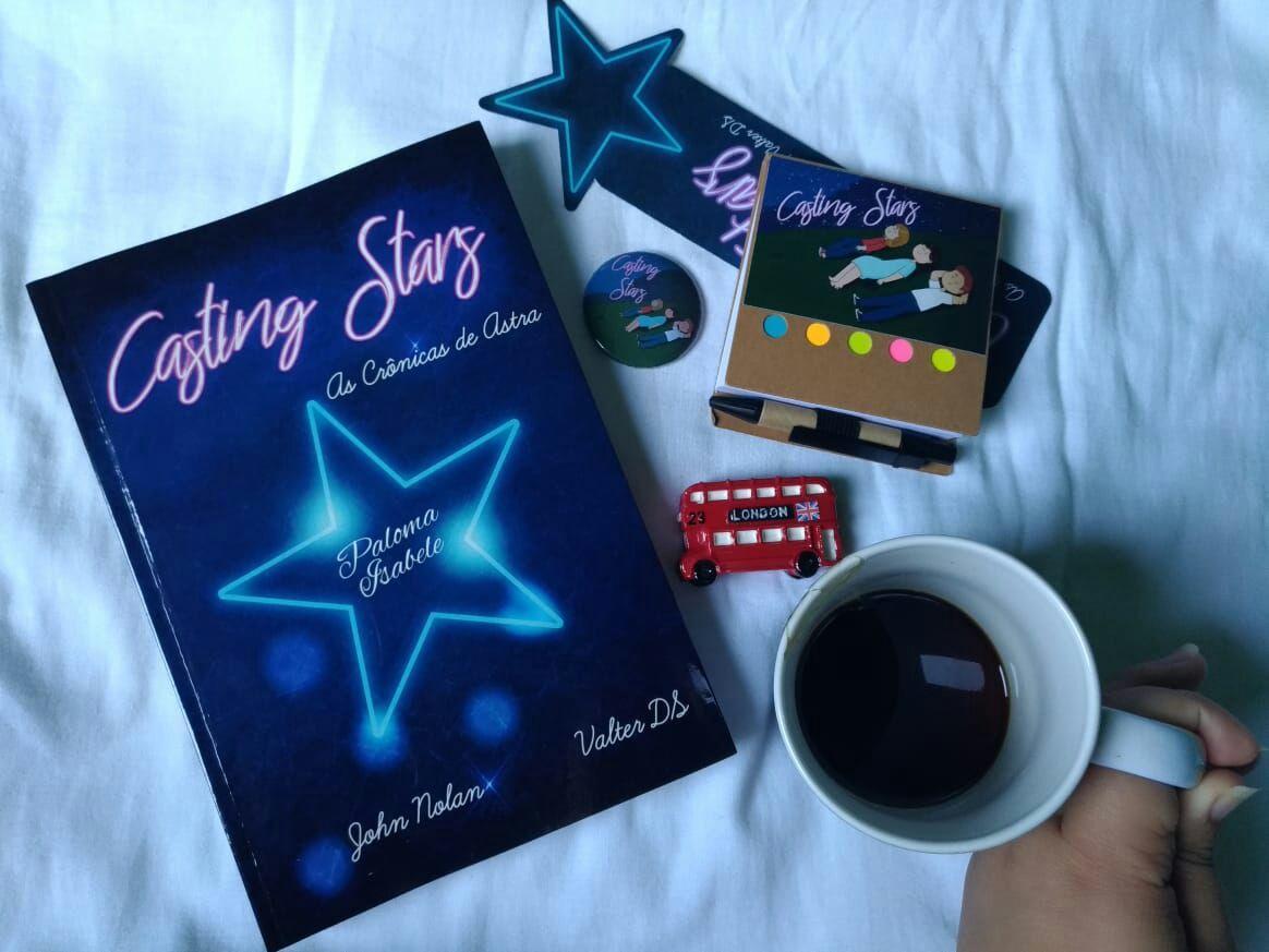 Casting Stars - As Crônicas de Astra / John Nolan, Valter Ds